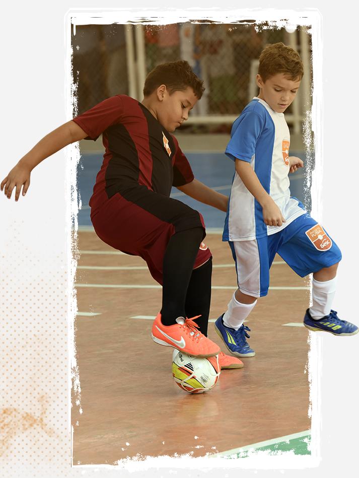O Projeto Futsal SESC-Ceará tem mais uma Novidade Sensacional.