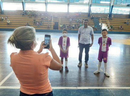 Seletiva Anual do Projeto Futsal SESC Ceará.