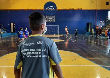 Confira agora pessoal , essa entrevista sensacional do nosso Gestor o Projeto Futsal SESC Ceará Manoel Tobias .